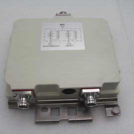China 2540-2670MHz Diplexer/Duplexer/Combine4.3-10f lage PIM lage VSWR Bekende fabrikant fabriek